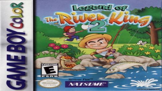 Legend Of The River King 2 (EU)