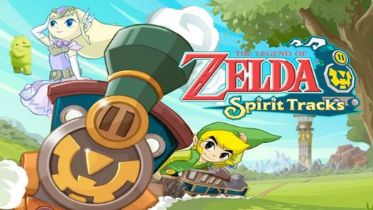 Legend of Zelda - Spirit Tracks (EU)