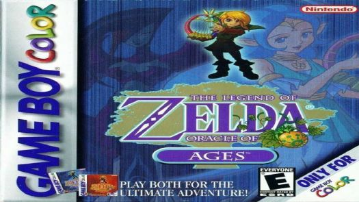Legend Of Zelda, The - Oracle Of Ages (EU)