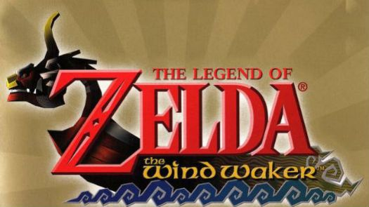 Legend Of Zelda The The Wind Waker (E)