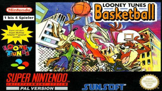 Looney Tunes Basketball (EU)