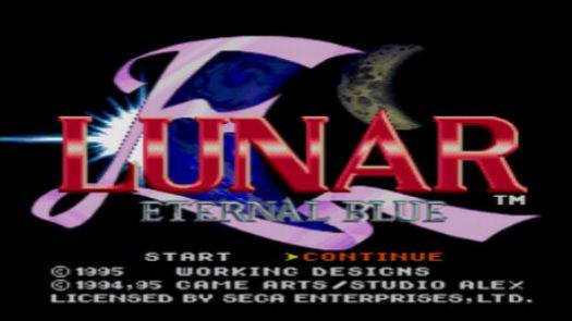 Lunar - The Silver Star (U) ROM Download for Sega CD | Gamulator