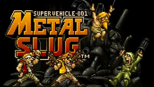 Metal Slug: Super Vehicle
