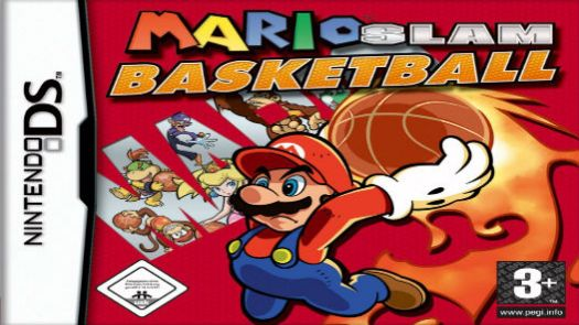 Mario Basketball - 3 On 3 (J)
