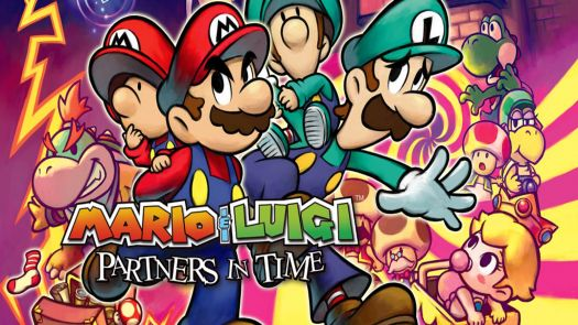 Mario & Luigi - Partners in Time