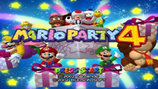 mario party 4 gamecube iso