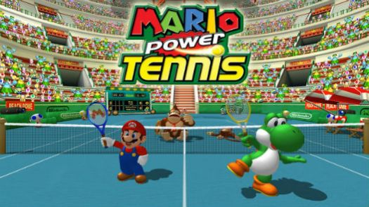 Mario Power Tennis (E)