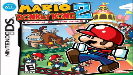 Mario Vs Donkey Kong 2 - March Of The Minis