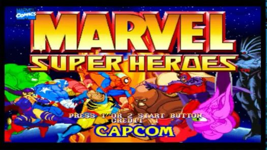 CP System 2 ROMs - Download the Best Capcom Play System 2