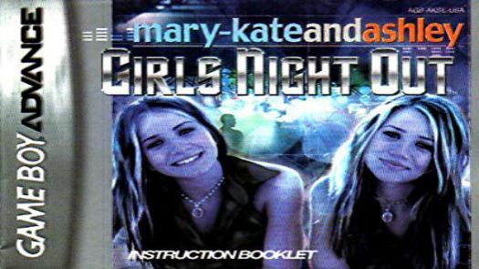 Mary-Kate And Ashley - Girls Night Out