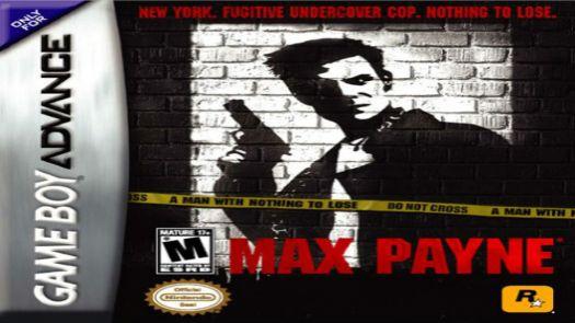 Max Payne Rom Download For Gba Gamulator