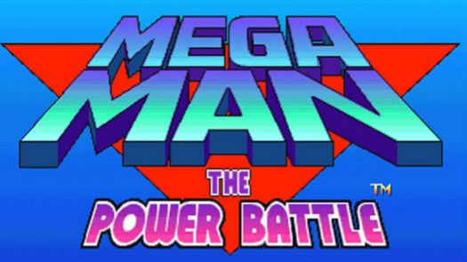 MEGA MAN - THE POWER BATTLE (USA) (CLONE)