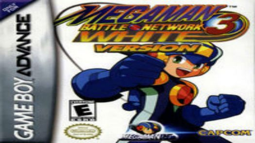 MegaMan Battle Network 3 White Version (EU)