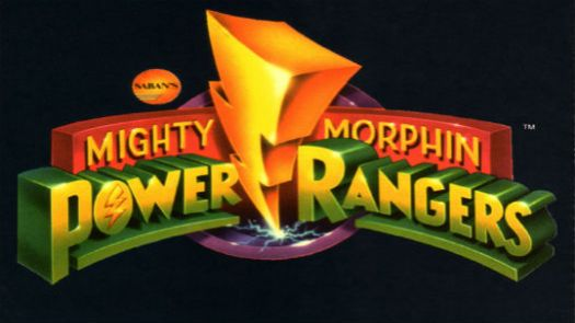 Mighty Morphin Power Rangers (U)