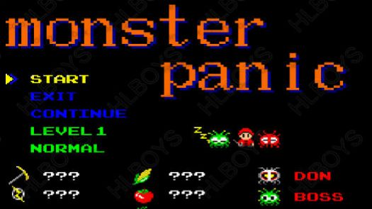 Monster Panic (19xx)(IT)