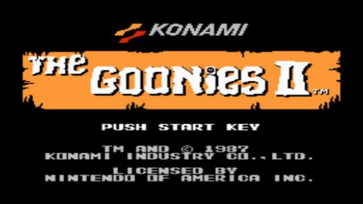 Moonies, The (Goonies Hack)