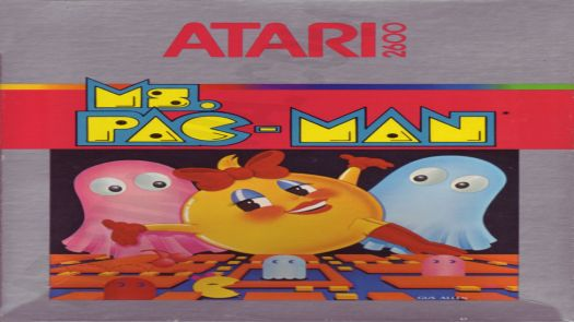 Ms. Pac-Man (1982) (Atari) (PAL)