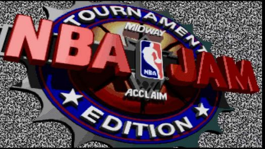 NBA Jam Tournament Edition (JUE) (REV 00)