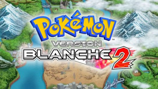Pokemon Version Blanche 2 (frieNDS)