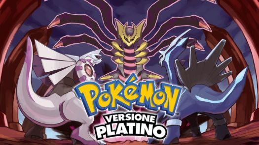 Pokemon: Versione Platino (IT)