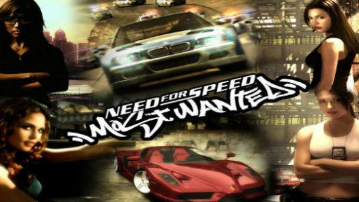 Need For Speed - Most Wanted 5-1-0 (E)
