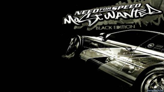 Need for Speed - Most Wanted - Black Edition
