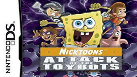 Nicktoons - Attack Of The Toybots (Puppa) (E)
