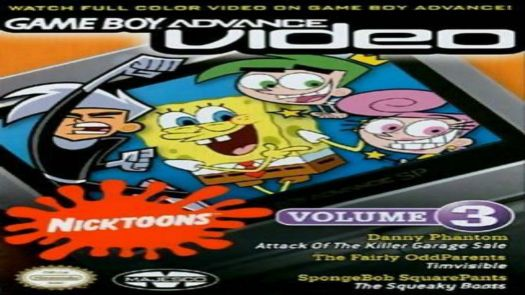 Nicktoons Collection - Volume 1