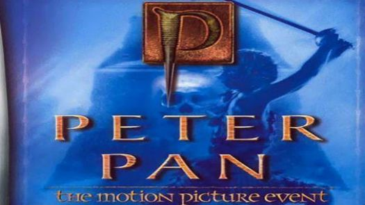 Peter Pan - The Motion Picture (E)