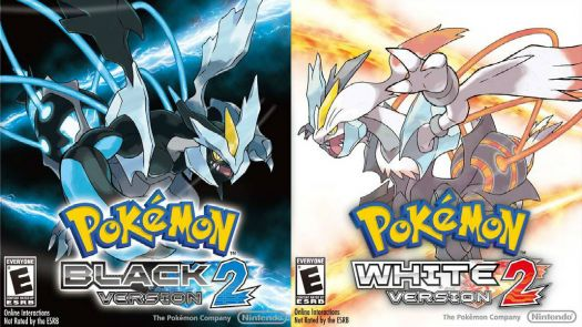 Pokemon - Black 2 (Patched-and-EXP-Fixed) ROM Download for