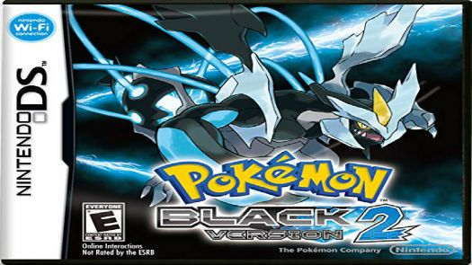 pokemon black 2 nds rom exp patch