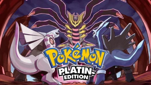 Pokemon - Platin Edition (DE)