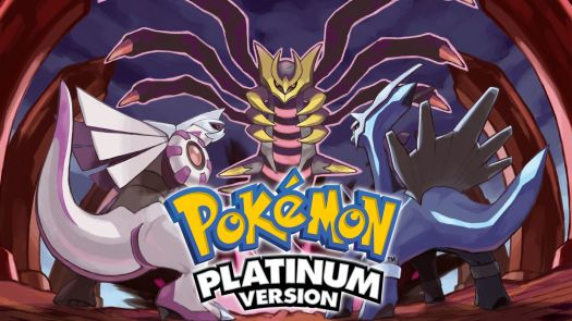 pokemon platine rom