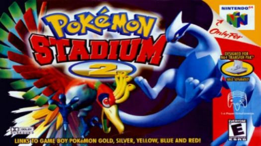 Pokemon Stadium 2 (Italy)