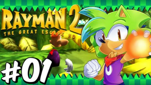 Rayman 2 The Great Escape (E)