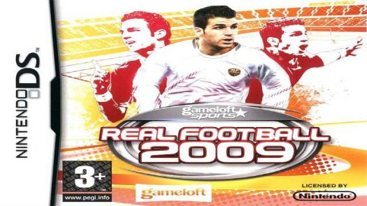 Real Football 2009 (EU)