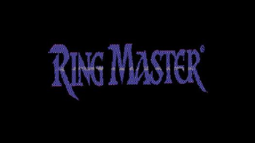 Ring Master (19xx)(Hobby Japan)(Disk 2 Of 3)(Data 1)