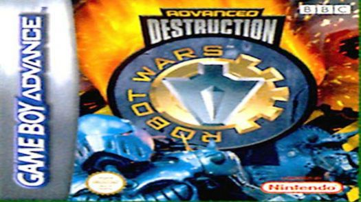 Robot Wars - Advanced Destruction