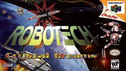 Robotech - Crystal Dreams