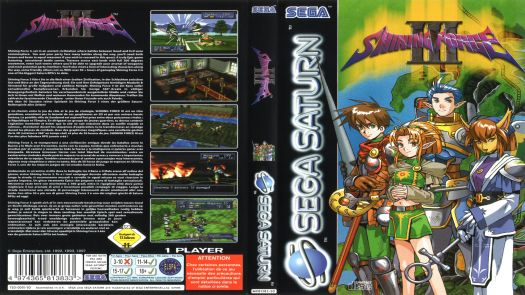 Shining Force III - Scenario 1