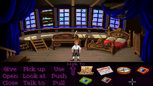 Secret Of Monkey Island Vga