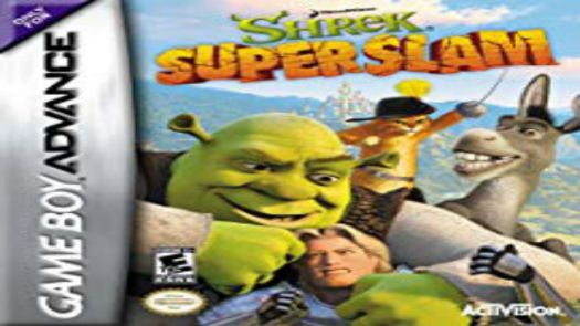 Shrek - Super Slam