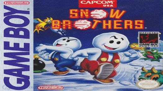 Snow Bros Jr. (USA)