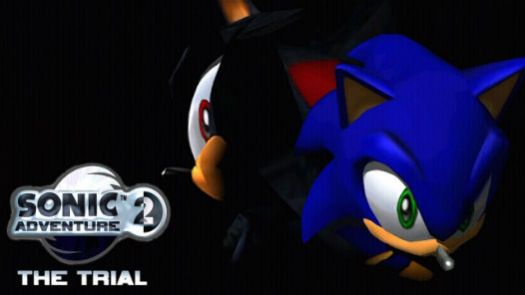Sonic Adventure 2 The Trial