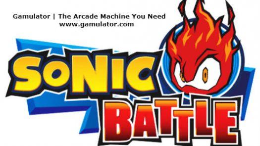 Sonic Battle ROM Download for GBA | Gamulator