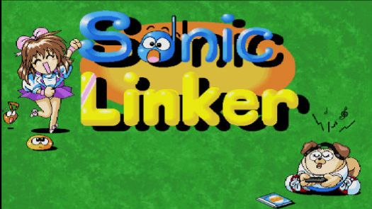 Sonic Linker (1993)(May-Be Soft)(Disk 1 Of 2)(Disk A)