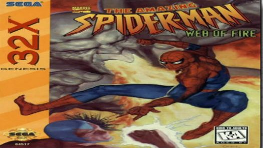 Spider-Man - Web Of Fire