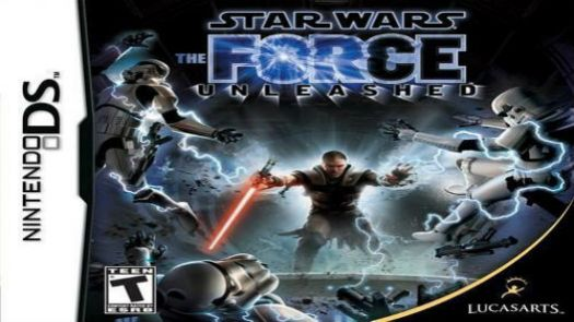 Star Wars - The Force Unleashed (GUARDiAN) (E)