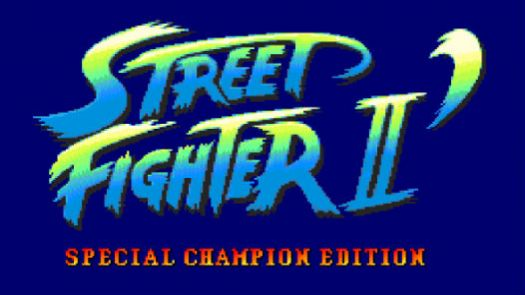 Street Fighter II - Champion Edition (Hack M3)