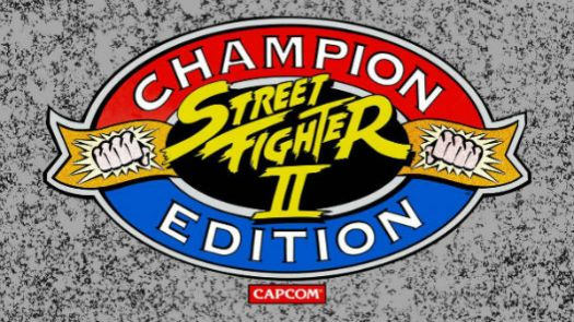 Street Fighter II - Champion Edition (Hack M7)